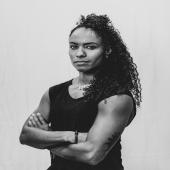 FANNY BENSALLA • CROSSFIT⠀⠀⠀⠀⠀⠀⠀⠀⠀ Passionnée de sport depuis toujours, Fanny a voulu en faire son métier dès le primaire. ⠀⠀⠀⠀⠀⠀⠀⠀⠀ Professeur & manager fitness en salle de sport, elle a  développé le coaching privée/personnel en parallèle pour en faire essentiellement son métier aujourd'hui. ⠀⠀⠀⠀⠀⠀⠀⠀⠀ De nature leader et emphatique, elle souhaitait accompagner de plus près ses élèves/athlètes dans leur démarche bien-être. ⠀⠀⠀⠀⠀⠀⠀⠀⠀ Son sport depuis 5 ans est le crossfit, un dépassement de soi toujours au rdv.⠀⠀⠀⠀⠀⠀⠀⠀⠀ Toi aussi tu es team crossfit ? 🏋️♀️